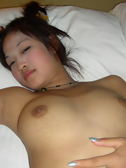A collection of sexy pics with a bunch of hot and naughty Asian babes