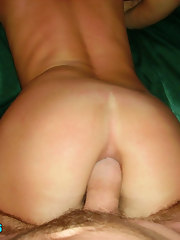 Pictures of amateur bitches into anal sex