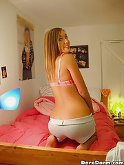 Dare Dorm Reality College Babes Movies - Acquire In Large