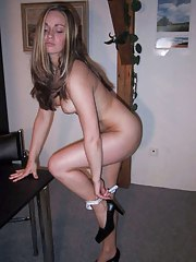 Pics of a gorgeous wife posing naked