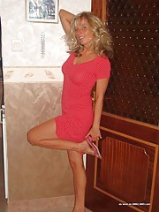 Nice collection of various steamy hawt amateur housewives