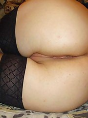 Nice collection of horny fat nasty amateur GFs