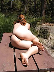 Fine collection of hot kinky wild dilettante BBWs