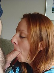 Wild kinky floozy acquires down and dirty giving a blowjob
