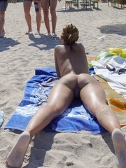 Ex-girlfriends On The Beach