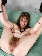 Pretty amateurs with unshaved bawdy cleft
