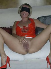 Nice sizzling hot picture collection of an amateur hardcore MILF getting kinky