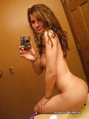 Worthwhile hot photo compilation of sexy nude babes selfshooting at home
