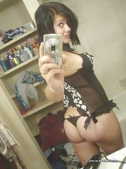 Photo gallery of sexy amateur kinky sweethearts posing for their boyfriends