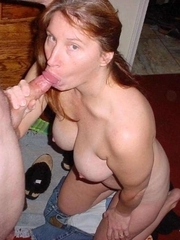 Amateur stripped MILFs